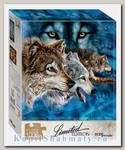 Пазл «Найди 12 волков (Limited Edition)» 1000 элементов