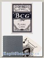 Карты «BCG» синие вскрытая упаковка