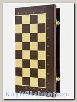 Шахматная доска «Панская» венге
