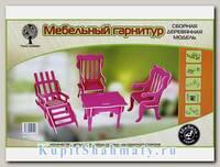 Конструктор «Мебельный Гарнитур (для отдыха)»