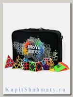 Подарочный набор Рубиков «Карбоновая серия»