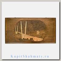 Нарды «Мост Русский» мастер Григорий Устян