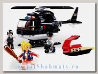 Конструктор «Вертолёт спецназа»