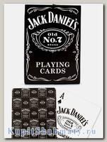 Карты «Jack Deniel's No7 Old» вскрытая упаковка