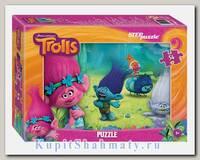 Пазл «Trolls (DreamWorks)» 54 элемента