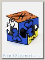 Кубик «Gear heart magic cube» LanLan