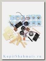 Конструктор «Самоходная платформа» модель радиоуправляемая