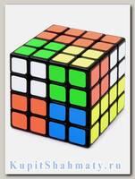 Кубик «QiYuan» 4x4x4 чёрный