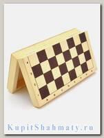Шахматная доска «Походная» мини