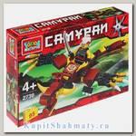 Конструктор «Робот - самурай на драконе» 95 деталей