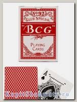 Карты «BCG» красные