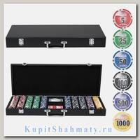 Покер «Wood» 500 фишек