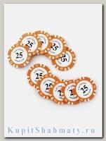 Фишки для покера «Las Vegas club» номинал 25
