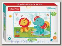 Пазл   «Fisher Price» 35 элементов