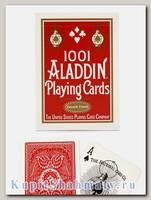 Карты «1001 Aladdin» красные вскрытая упаковка