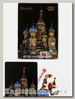 Карты «Москва» вскрытая упаковка