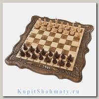 Нарды + шахматы + шашки мастер Карен Халеян 3 в 1