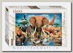 Пазл «В мире животных» 1500 элементов