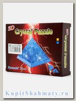 Конструктор «Пирамида» голубая