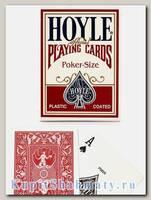 Карты «Hoyle» красные вскрытая упаковка