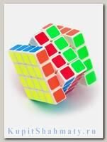 Кубик «QiHang Sail» 4x4x4 белый