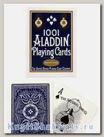 Карты «1001 Aladdin» синие вскрытая упаковка