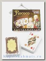 Набор коллекционных игральных карт «Rococo» Piatnik  вскрытая упаковка