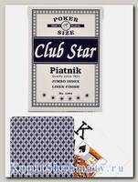 Карты покерные «Club Star» Piatnik увеличенный индекс