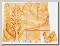 Деревянный пазл с 3D эффектом «Спатифиллум» 16 элементов