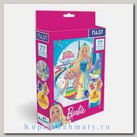 Набор пазл «Барби. Сказочная страна» 77 элементов + магниты