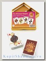Набор коллекционных игральных карт «Османская империя» Piatnik  вскрытая упаковка