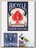 Карты «Rider Back mini» Bicycle синие