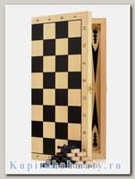 Нарды + шашки «Классика» 2 в 1