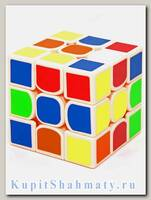 Кубик «Valk 3 mini» 3x3x3 розовый