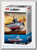 Конструктор «Армия. Плавающий танк» (40 деталей)