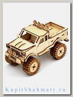 Конструктор «Монстр Трак» 3D автомобиль