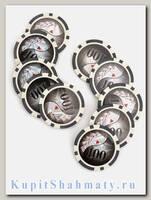 Фишки для покера «Royal Nu» номинал 100