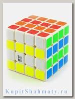 Кубик «QiYuan» 4x4x4 белый