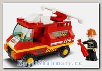 Конструктор «Город: Пожарная машина»