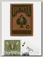 Карты «Bicycle Eco Edition» вскрытая упаковка