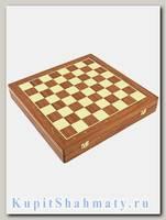 Шахматный ларец «Классический» махагон