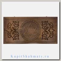 Нарды «Звезда Давида» мастер Григорий Устян