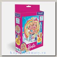 Набор пазл «Барби. Лучшие подружки» 77 элементов + магниты