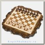 Шахматы «Фигурные» мастер Карен Халеян 30 см