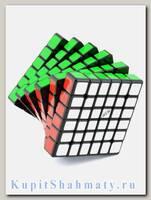 Кубик «WuHua V2» 6x6x6 чёрный