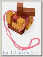 Головоломка «Кубик для путешественников»