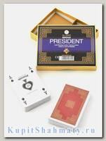 Набор  игральных карт «President bridge» Piatnik  вскрытая упаковка