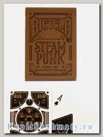 Карты «Bronze Steampunk» вскрытая упаковка