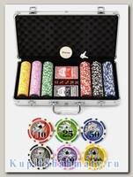 Покерный набор «NUTS» 300 фишек