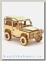 Конструктор автомобиль «Джип Дефендер-80» 3D